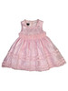 Pink Sparkle Special Occasions Dress, Baby Girls