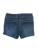 Denim Heart Pocket Shorts, Toddler Girls