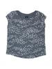 Fish Print Shirt, Baby Girls