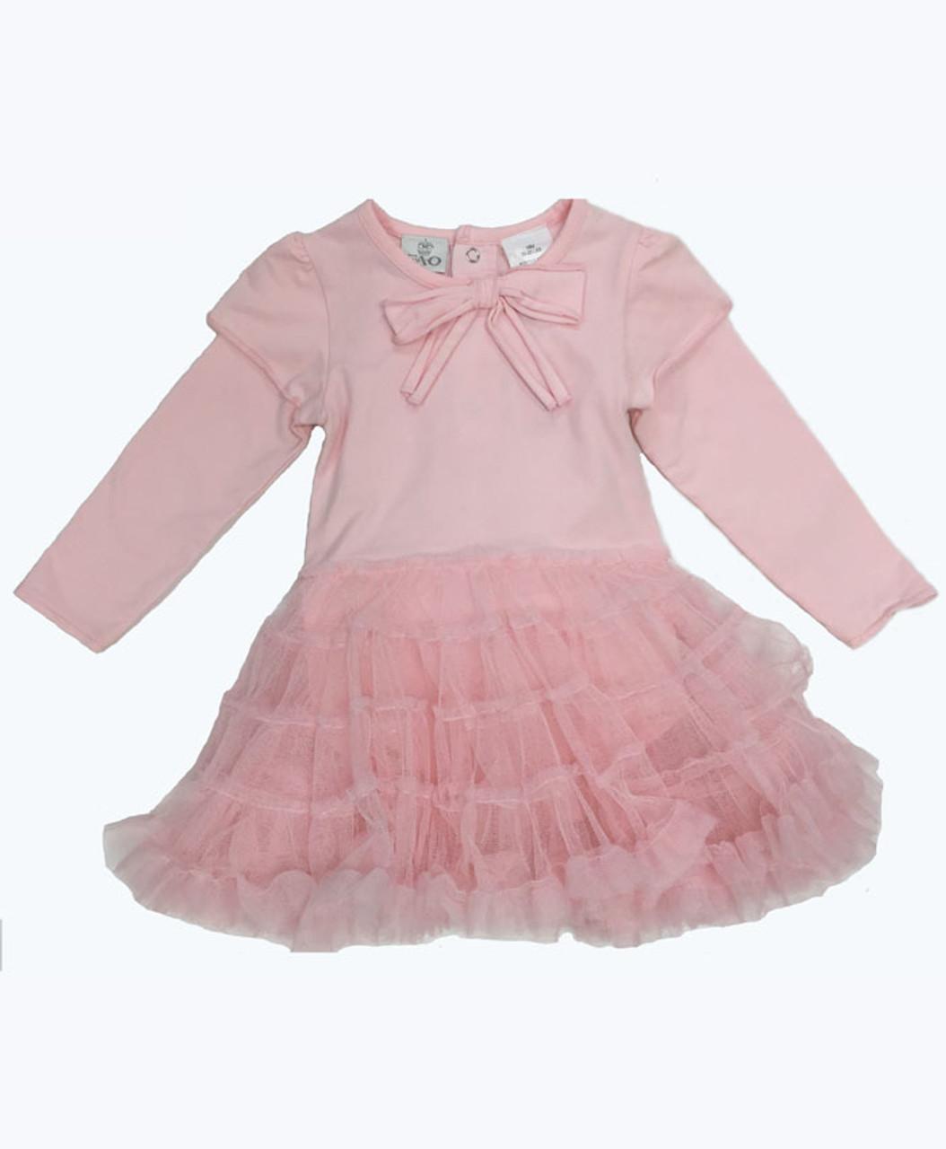 e60ac42b2ce3 Fao Schwarz Pink Tutu Dress   Berri Kids Resale Boutique