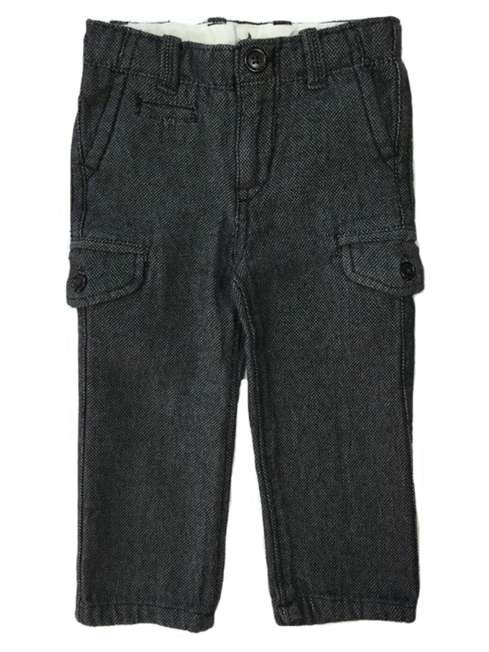 dd0920e260b Baby Gap Toddler Boys Gray Cargo Pants