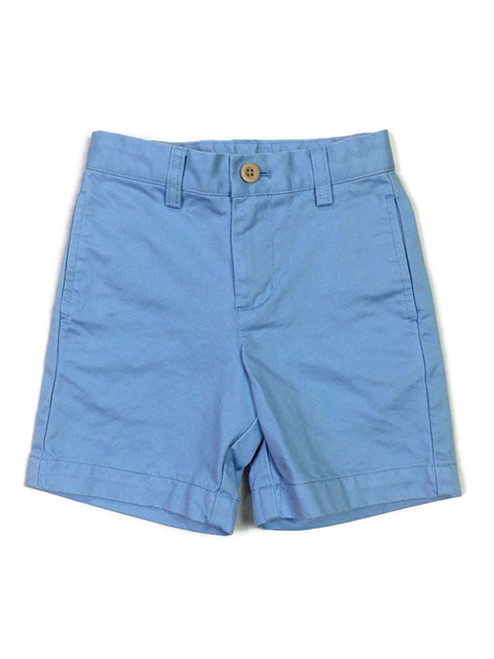 Pastel Blue Shorts, Toddler Boys