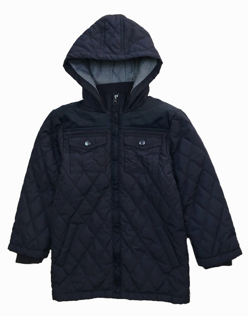 Lightweight Quilted Jacket, Little Boys