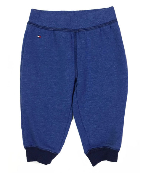 Blue Fleece Sweatpants, Baby Boys