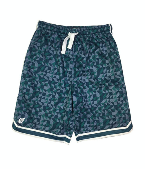 Multi-color Active Mesh Shorts, Big Boys