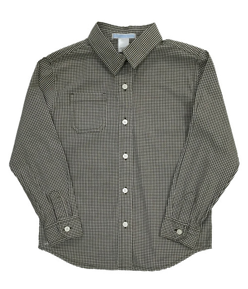 SOLD - Button Down Shirt