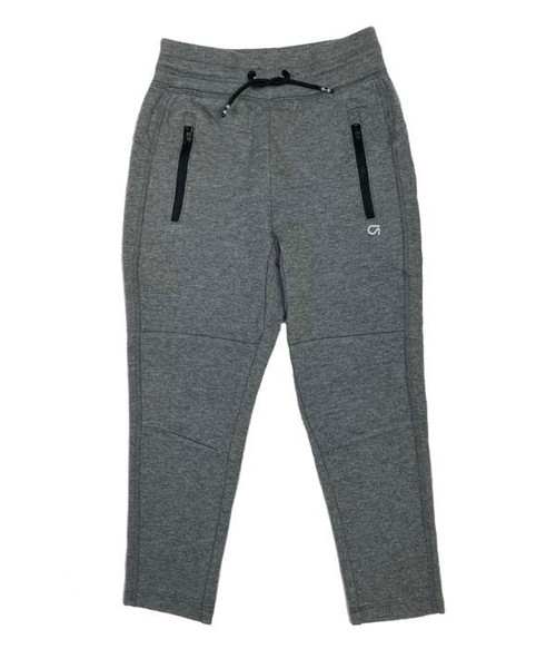 Gray Heather Joggers, Little Boys