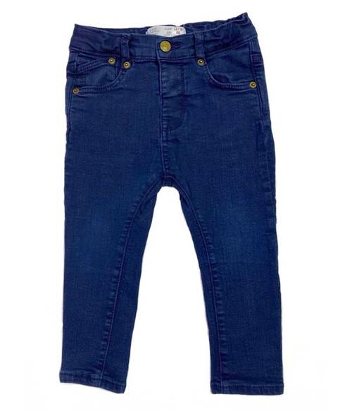 Soft Skinny Blue Jeans, Baby Boys