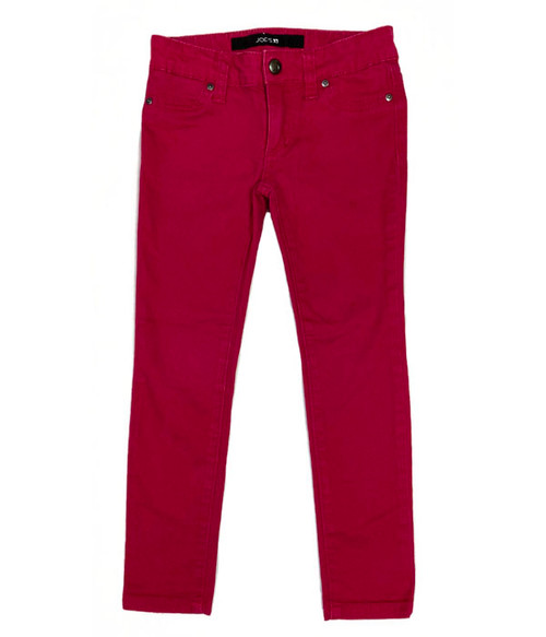 Deep Pink Jeggings, Little Girls
