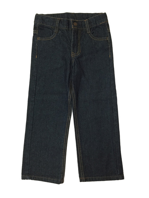 Dark Denim Jeans, Toddler Boys