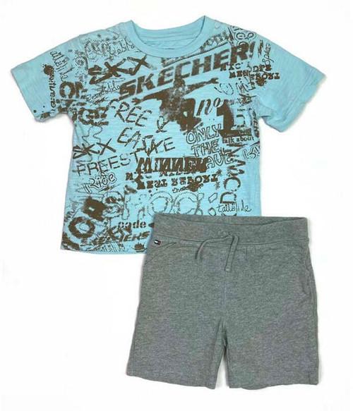 Skateboarding Jersey Outfit, Toddler Boys