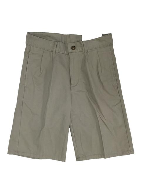 Khaki Uniform Shorts, Big Boys