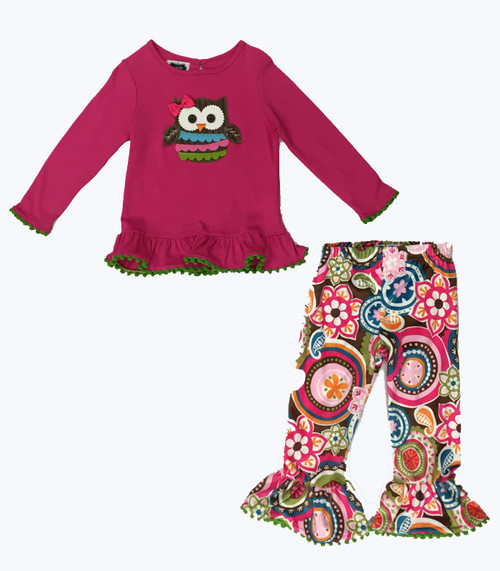 SOLD - Owl Outfit