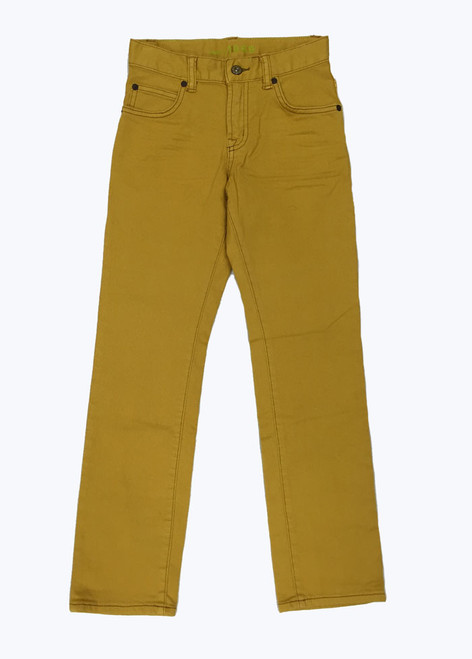 Mustard Colored Jeans
