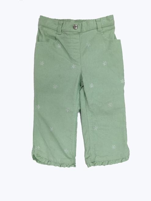 Sparkle Corduroy Pants, Baby Girls
