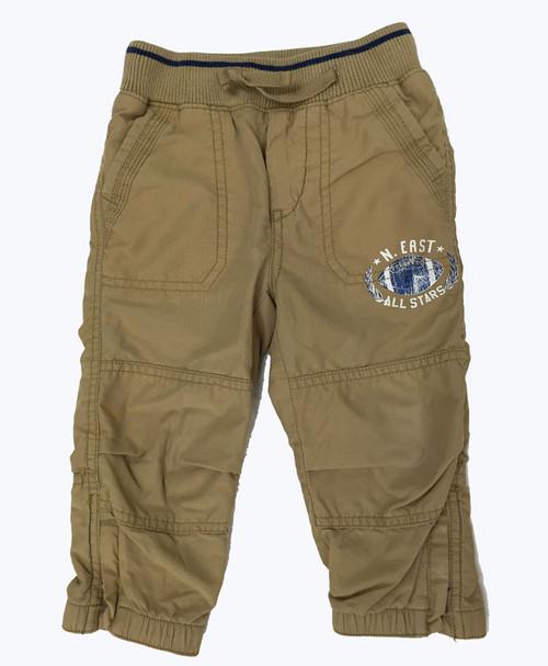 Ankle-Zip Pants, Baby Boys