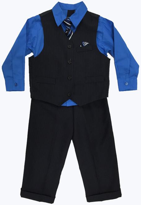 SOLD - 4-PC Suit Set