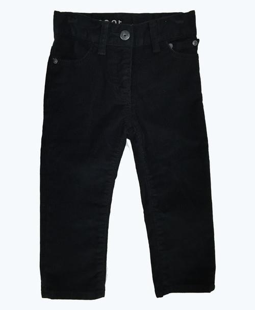 Black Corduroy Pants, Baby Boys