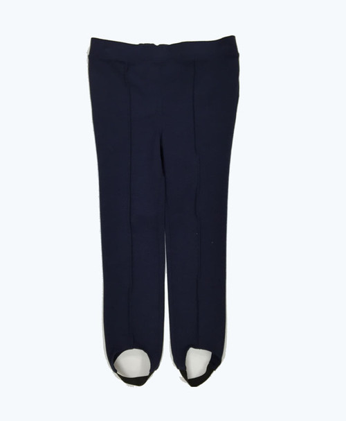 SOLD - Navy Stirrup Leggings