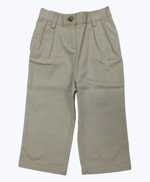 Basic Sand Chino Pants, Baby Boys