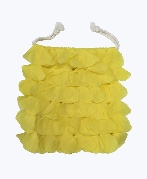 Petal Drawstring Backpack