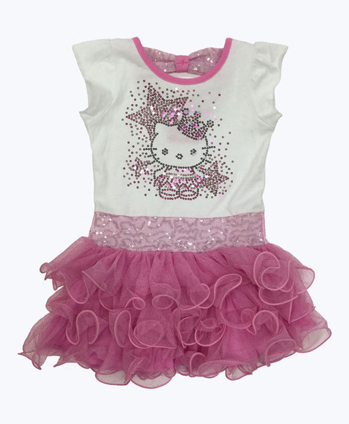 Sparkle Tutu Dress, Toddler Girls