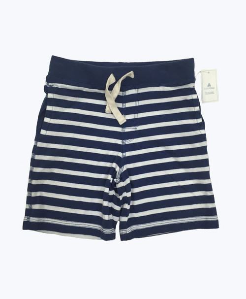 Stripe Pull-On Shorts, Toddler Boys