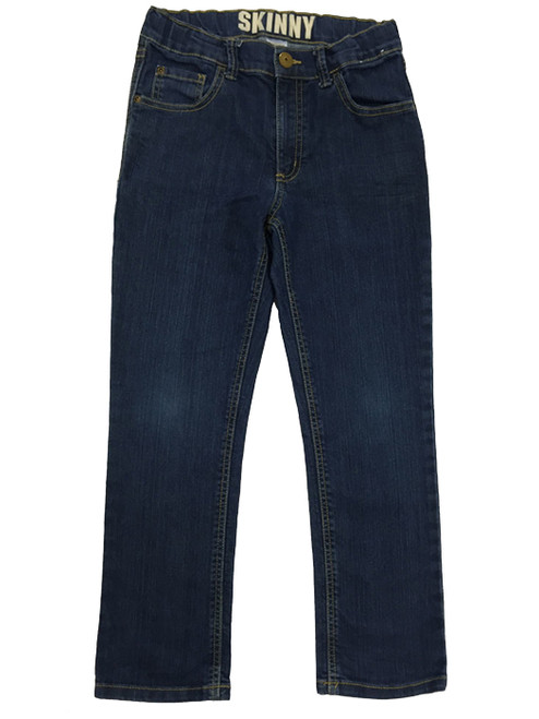 Skinny Husky Denim Jeans, Little Boys