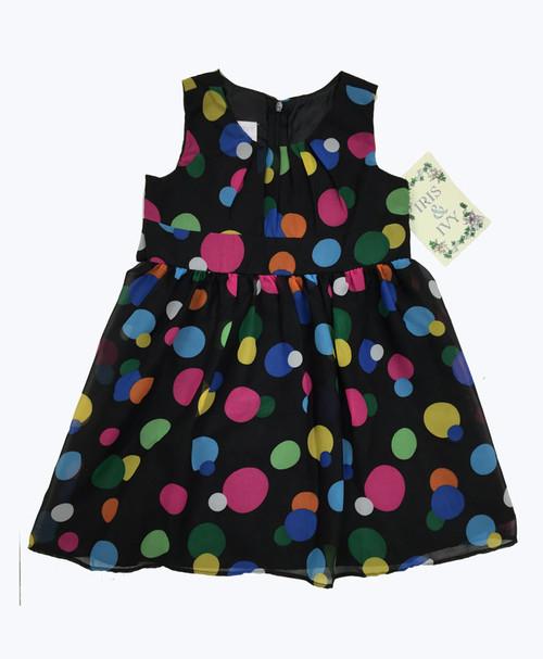 SOLD - Polka Dot Dress