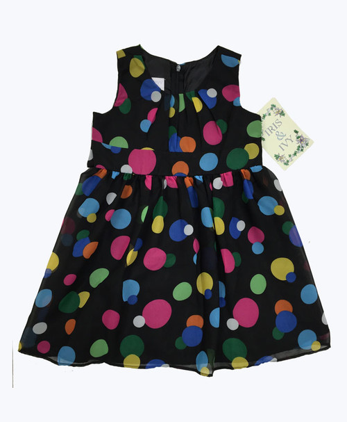 SOLD - Polka Dot Dress