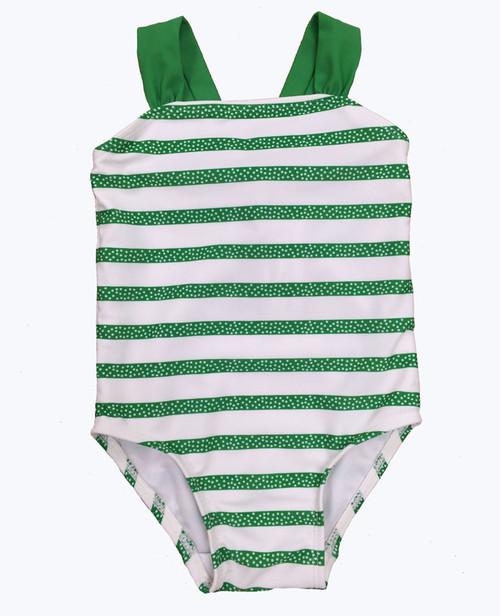 Stripes & Polka Dots Swimsuit