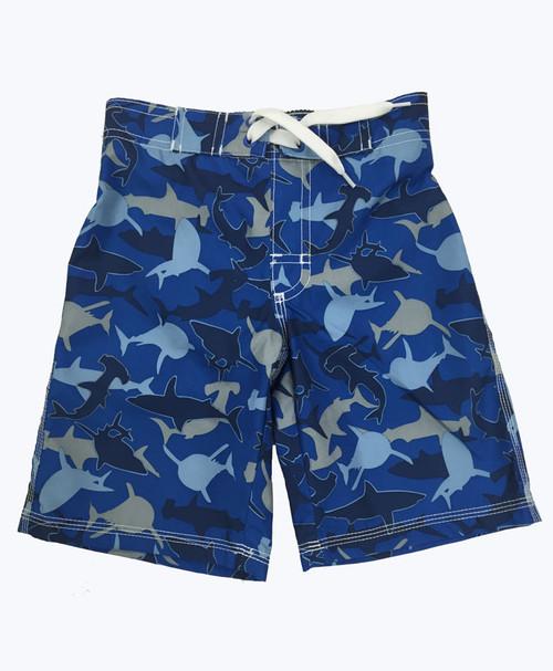 Shark Swim Trunks