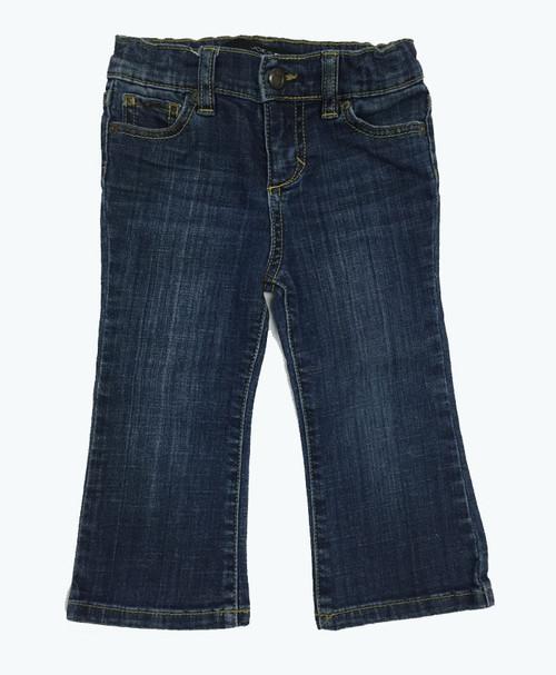Dark Denim Jeans, Baby Girls