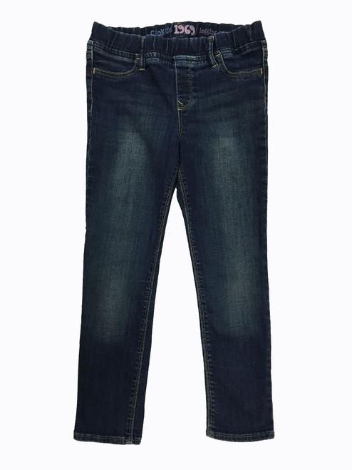 Stretch Legging Jeans, Little Girls