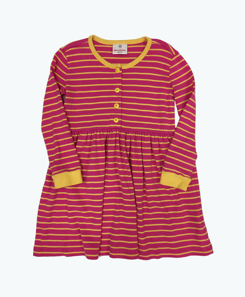 SOLD - Stripes Long Sleeve Dress