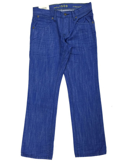 Colored Straight Jeans, Little Boys