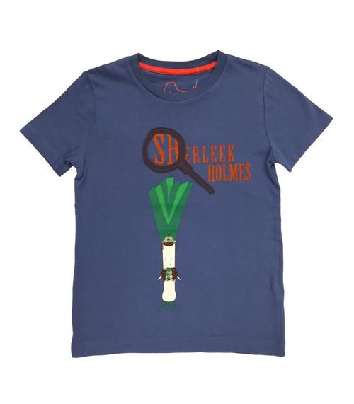 Sherleek Holmes Tee Shirt, Little Boys