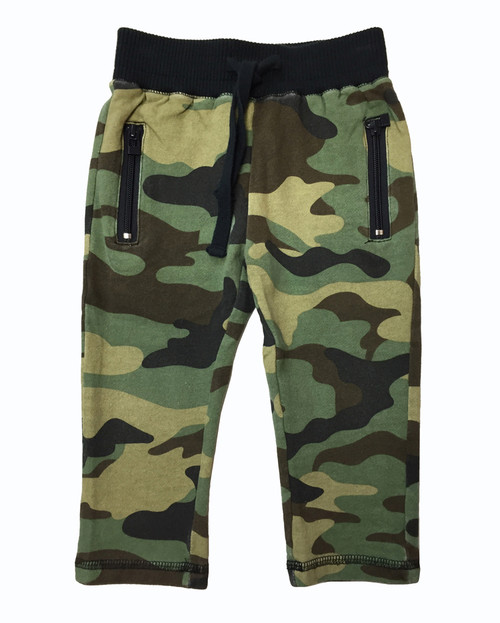 Green Camo Pants, Toddler Boys