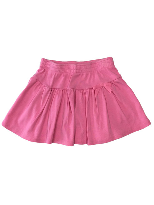 Light Pink Skort, Little Girls