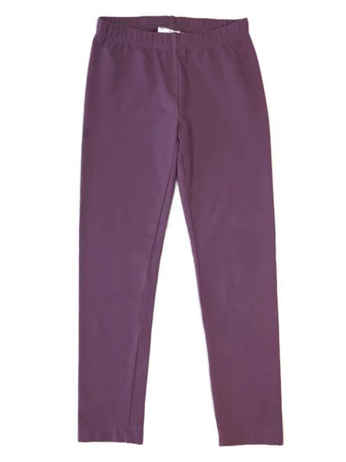 Light Purple Leggings, Little Girls