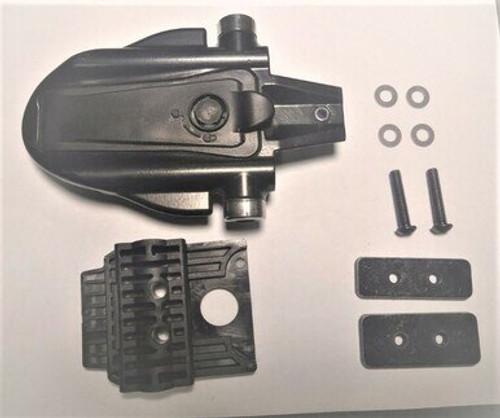 Slotted Crossbar Head Assembly- JetLine/Euro PitchFork