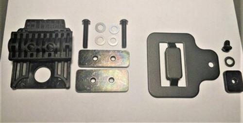 Slotted Crossbar Hardware Kit Complete- JetLine/Euro PitchFork