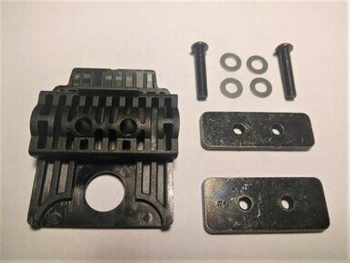 Slotted Crossbar Front Hardware- JetLine/Euro PitchFork
