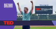 Bazaar's Brad Nardick Delivers TED Talk at Wrigley Field, Addresses the Powerful Impact of Alternative Hiring, Inclusion and Disability Programs