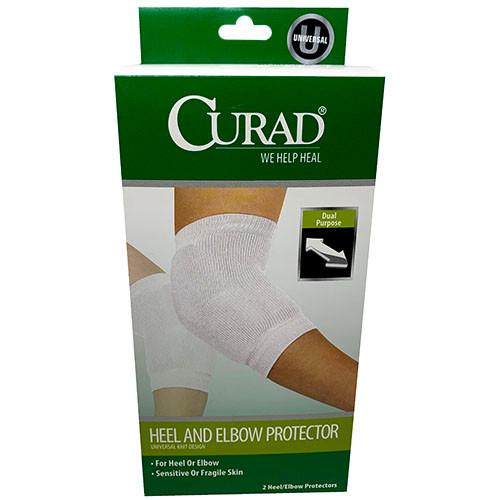 CURAD HEEL/ELBOW PROTECTOR 2CT-NI