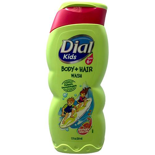 KIDS BODY/HAIR WASH 12oz-WATRYMELON