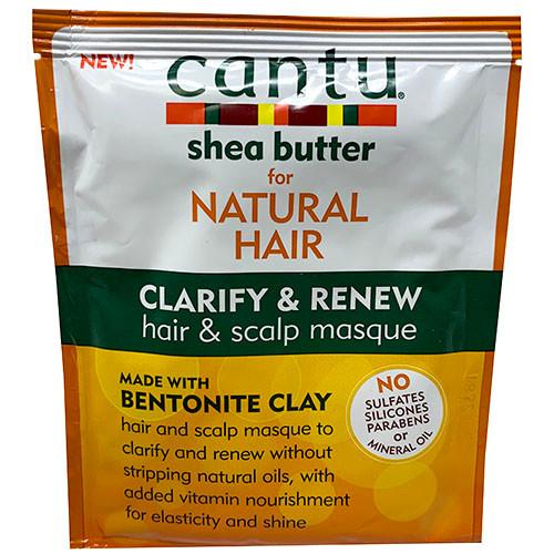 CNATU SHEA BUTTER HAIR MASK 1.5oz