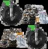 JL and JT Rubicon D44/D44R 4.56 Ratio Gear Package (220MM-210MM) Revolution Gear (Rev-JL-220/210-456-REV)