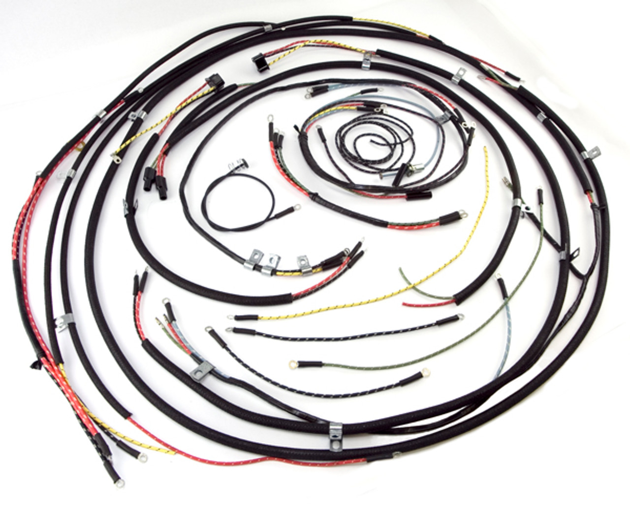 Wiring Harness 45 46 Willys Cj2a 17201 01