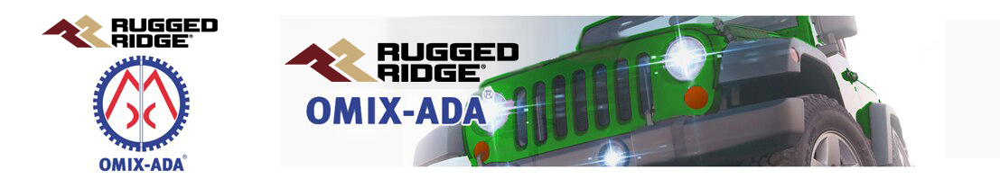 Rugged Ridge Omix ADA